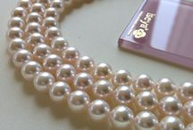 8.5mm-8mm・Japanese AKOYA Sea Pearl Necklace