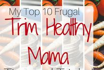 Grace-Filled Homemaking's Trim Healthy Mama Hacks / My BEST Trim Healthy Mama tips!