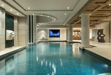 Luxury Chalet Swimming Pools