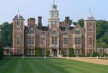 best english mansions