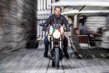 Street Motorcycle Photography / Sedinte foto cu Liviu Codreanu.