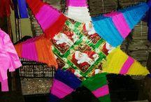 Piñatas Navideñas / Pinatas Chistmas