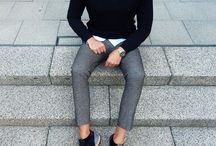 Men's smart and casual