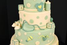 Baby Shower Cakes / Need a cake for a Baby Shower? Whether you are looking for baby shower cakes for girls or boys, get inspired by these brilliant cake ideas!