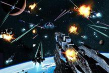 Battle Space / Epic space battles