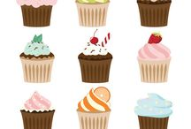 Elementos cupcake