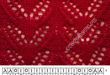 pletení krajk. vzory s popisem