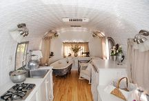 Caravans and Glamping