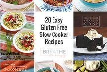 Gluten Free  &  Vegetarian  Recipes