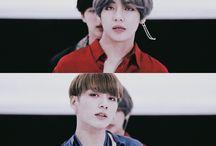 BTS Vocal line
