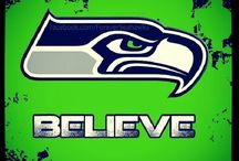Seahawks / by Judy Lewis
