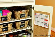 Organization  / by Brooke Cordle