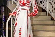 Ukrajnian Dress
