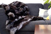 Fur Blanket For Home