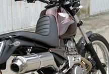 HONDA SLR 650 SPECIAL