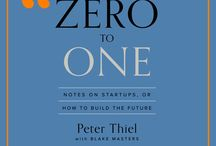 Zero to One by Peter Thiel - nuggets / nuggets from Peter Thiel's book Zero to One