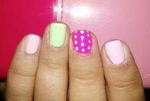 my nails creations...