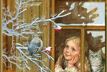 betes a plumes / oiseaux
