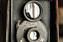 Cámaras - Cameras / Cámaras fotográficas de todos los tiempos. All time cameras