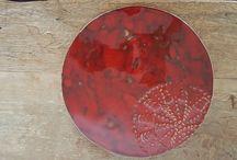 Minhas cerâmicas / Minhas criações