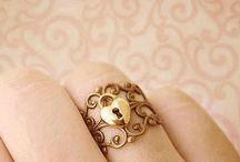 bague / bijoux