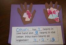 Valentine's Day in Kindergarten