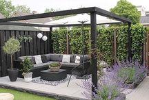 garden terrase