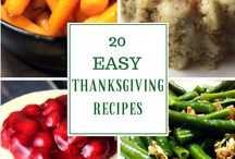 Thanksgiving Pressure Cooker Meals and Sides