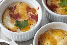 Recipes - Breakfast/Brunch - Eggs