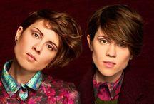 Tegan and Sara / by Austin