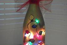 christmas crafts / by Tammy Cogar