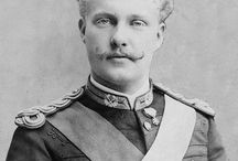 King Carlos I of Portugal / Carlos I of Portugal (28 September 1863 - 1 February 1908) was the King of Portugal and the Algarves. He was the son of Luis I and Maria Pia of Savoy. Carlos has been married of his wife. Amélie of Orléans.