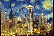 Out & About Seattle Area / by Tana Adams