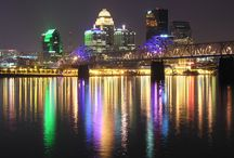 Louisville, KY      / Home of my birth / by Darlene George