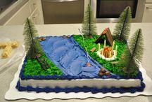 nature theme birthday