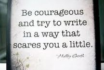 The Writer in Me / Tips and Ideas to help me write my books and manuscripts.