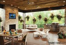 outdoor living places