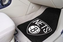 NBA - Brooklyn Nets Tailgating Gear, Fan Cave Decor, Car Accessories / Find the latest Brooklyn Nets Tailgating Accessories, Decor for your NBA Man Cave, and Celtics Automotive Fan Gear for your Car or Truck
