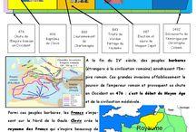 Histoire de France - Moyen Age