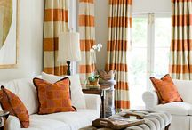 Window treatments / by Julie Howland