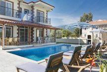 Ferienwohnung und villen Ortaca Türkei