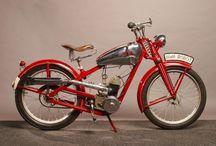 motorky historické