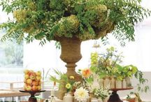 Bigger is Better / Large scale arrangements that take our breath away.