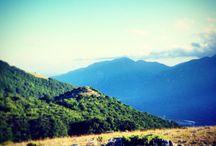 Montagne / Le miei montagne amante della natura