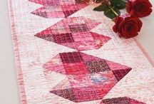 Quilted Table Runners!