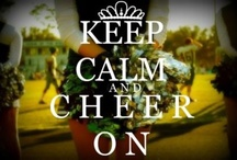 It's a cheer thing<3 / by Chelsi George