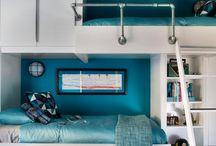 Bedrooms / by Patricia Reid