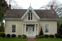 gothic revival cottage