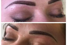"""Semi permanent makeup treatments created at Belle Toujours / Hayley trained by Nouveau Contour permanent cosmetics, is fully qualified in creating gorgeous brows, lips, eyes and beauty marks.    """"Perfect your look, defining your face... Changing your life."""""""