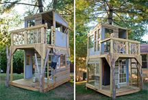Treehouse and Playhouse